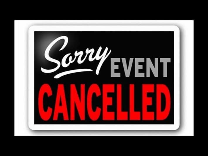 fort myers rv show cancelled
